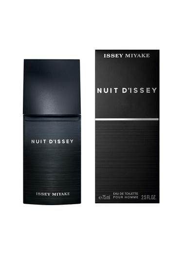 Issey Miyake İssey Miyake Nuit D'Issey Edt 75 ml Erkek  Parfüm Renksiz